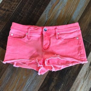 Roxy Sz3/26 Stretch Denim Shorts 🌸